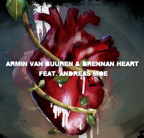 Armin van Buuren & Brennan Heart feat. Andreas Moe - All On Me (Official Video)