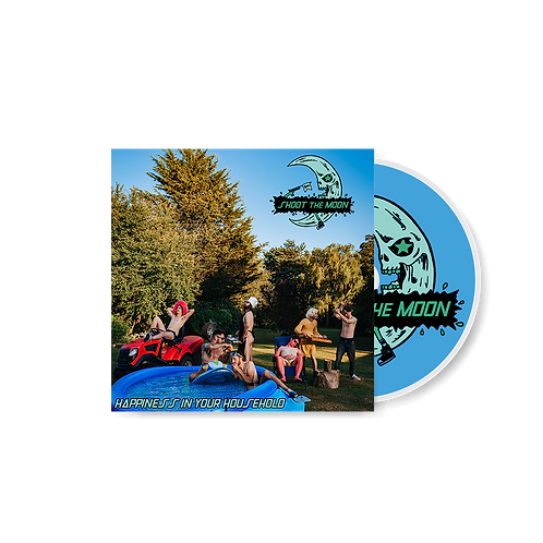 Happiness in Your Household - Album CD