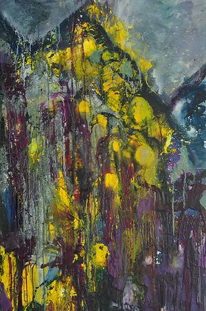 Vanessa Mitter, artist, contemporary art, painting, painter, drawing, performance art