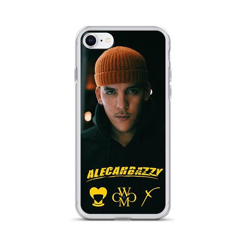 Alecarbazzy iPhone Case