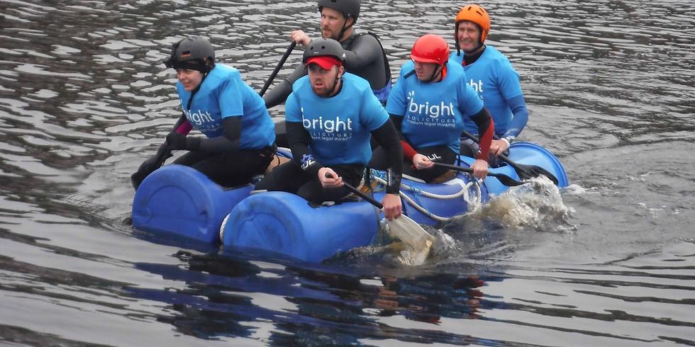 Totnes Raft Race 2021