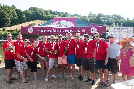 Totnes Dragon Boat Challenge 2019 winners