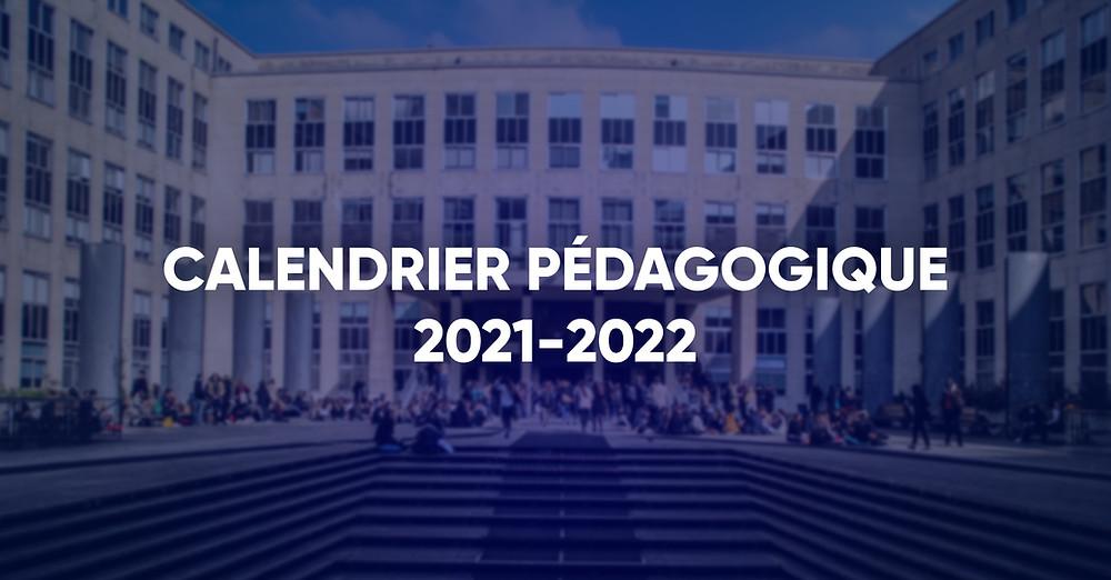 Calendrier Pédagogique Dauphine 2022 2023 Calendrier Pédagogique 2021 2022   Université Paris Dauphine