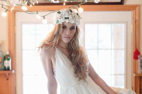 Thesara wedding hairstyles