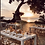Thumbnail: White Dining Parson Table