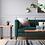 Thumbnail: Green Velvet Couch