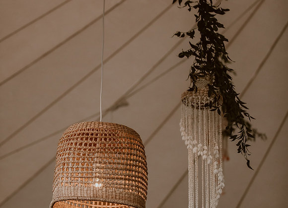Basket Pendant Light