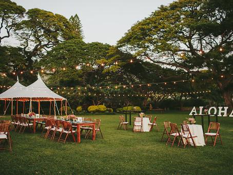 Tent Rentals Olowalu