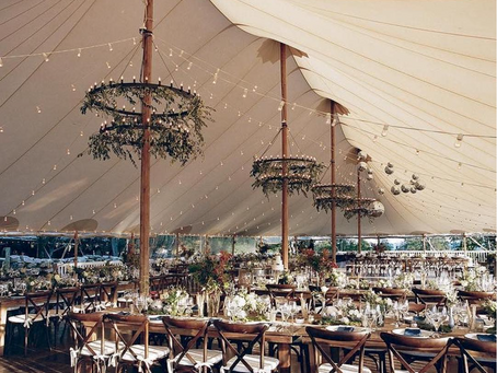Furniture for Tent Event