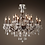 Thumbnail: Rococo Chandelier 12 arm