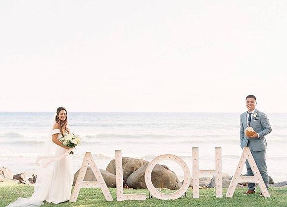 Marquee Aloha