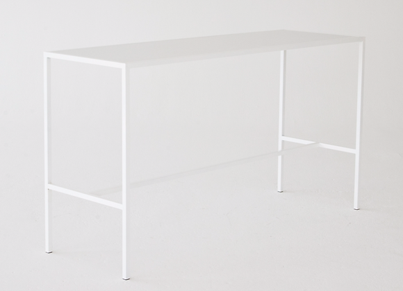 White High Top Table