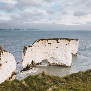Old Harry's Rocks 29.12.2020