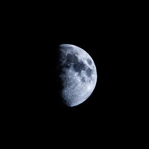 The Moon 13.05.2019