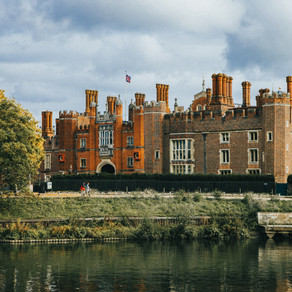 Hampton Court Palace 15.10.2020