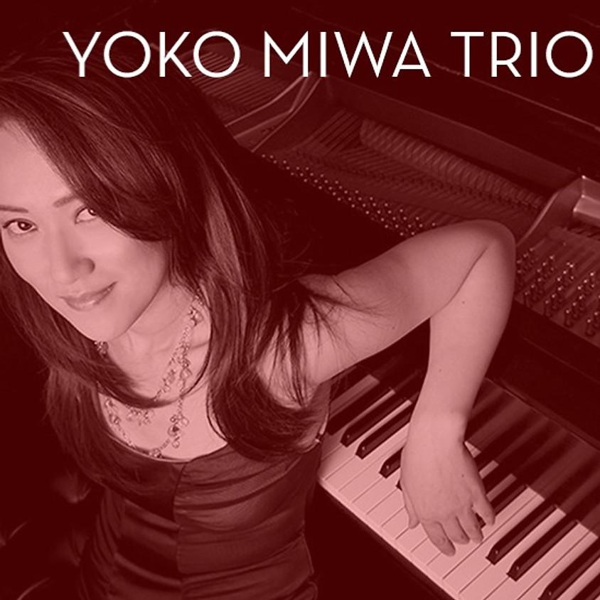 WS Jazz Series - Yoko Miwa Trio (1)
