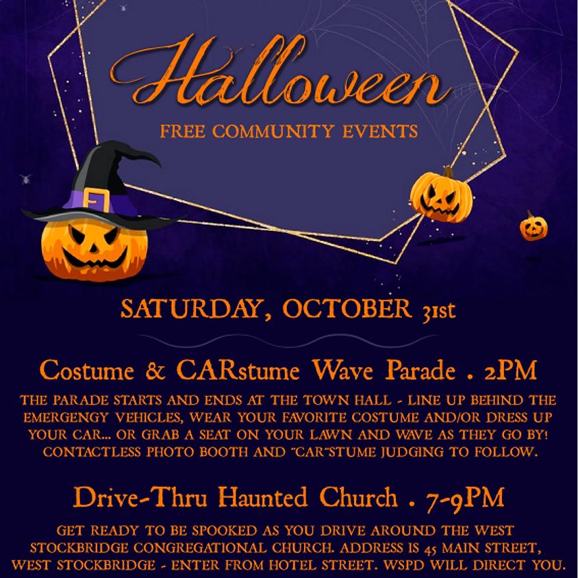 Halloween Events in West Stockbridge