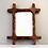 Thumbnail: Vintage Adirondack Mirror