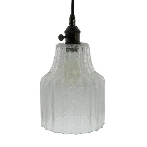 Stina Glass Pendant Light