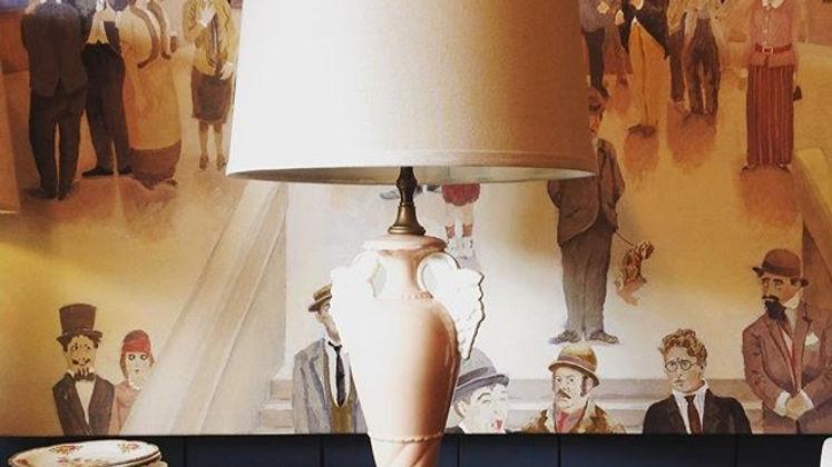 Flourish Market West Stockbridge Lamp Rewiring Services