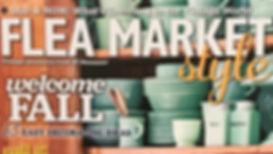 Flea Market Style Magazine Fall 2018 Flourish Market Antiques