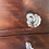 Thumbnail: Antique Sheraton Dropleaf Work Table