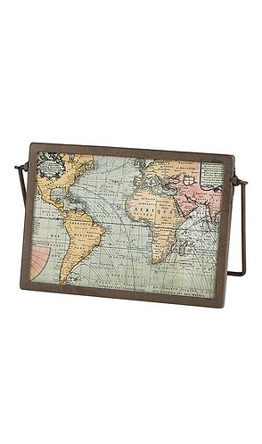Rectangular Metal Photo Frame