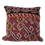 Thumbnail: Floral Red and Black Kilim Pillow 20x20