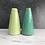 Thumbnail: Terracotta Cone Bud Vase Large