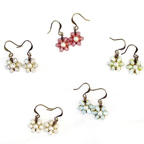 Beach Bloom Earrings (5 Colors)