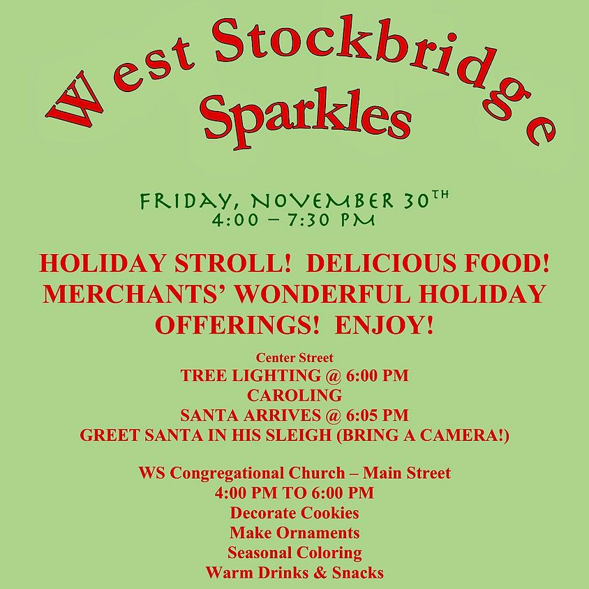 West Stockbridge Sparkles