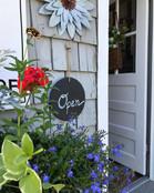 Flourish Market Side Door