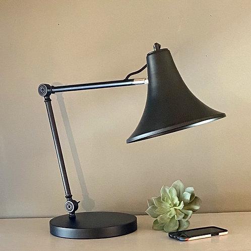 Classic Task Lamp in Black
