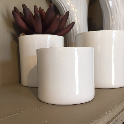 Brooklyn Ceramic Container (2 sizes)