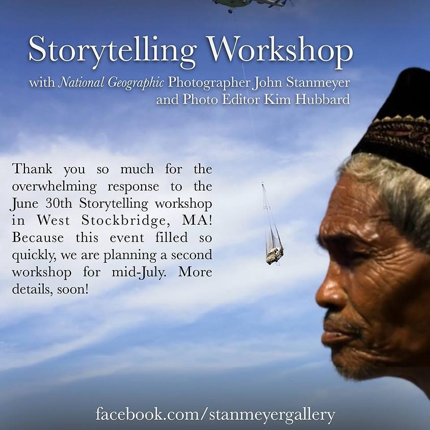 *FULL* Storytelling Workshop