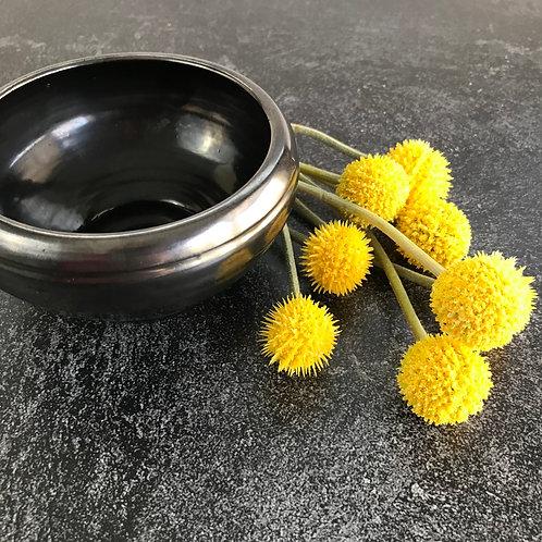 Vintage Prinknash Gunmetal Bowl