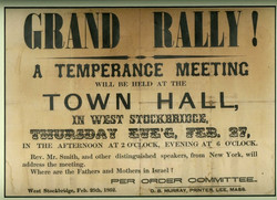 West Stockbridge Temperance