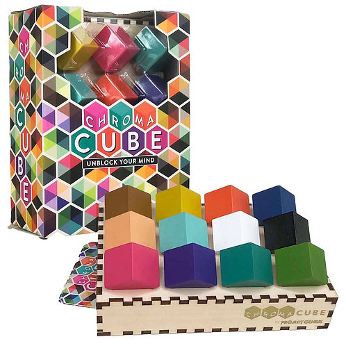 Chroma Cube Game