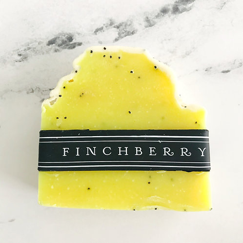 FinchBerry Lovin' Lemons Soap