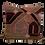 Pinks + Naturals Kilim Pillow 16x16