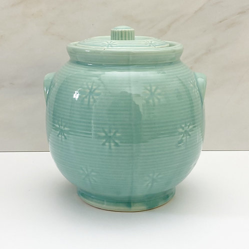 Shawnee Pottery Cookie Jar Teal
