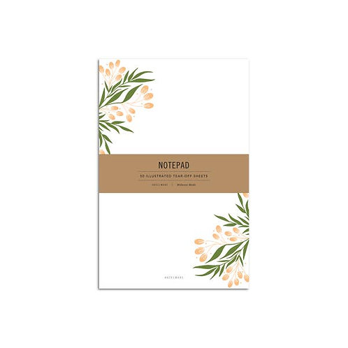 Tuscan Florals Notepad