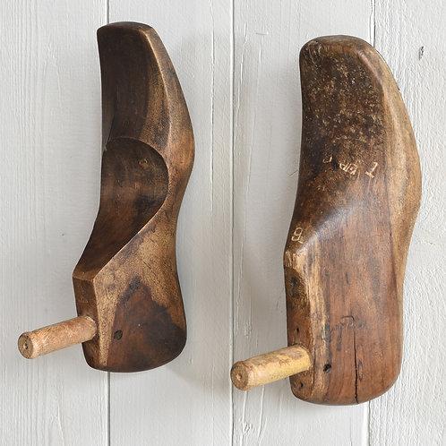 Shoe Mold Wall Hook