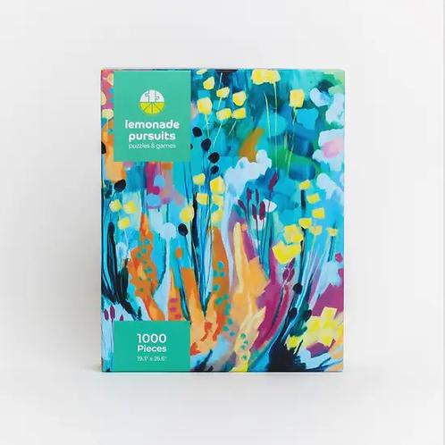 Midnight Garden Puzzle 1000pc