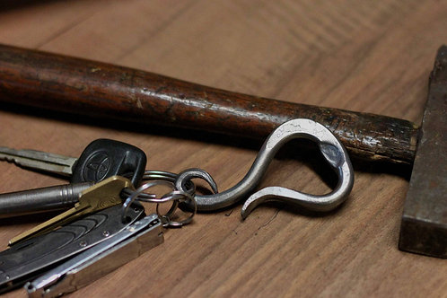 Belt Loop Key Ring + Bottle Opener