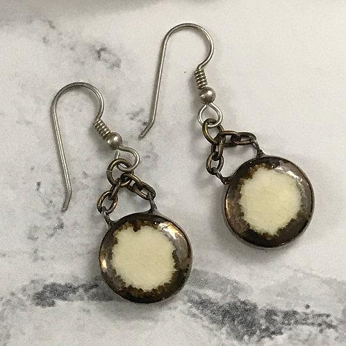 Ceramic Gem Earrings