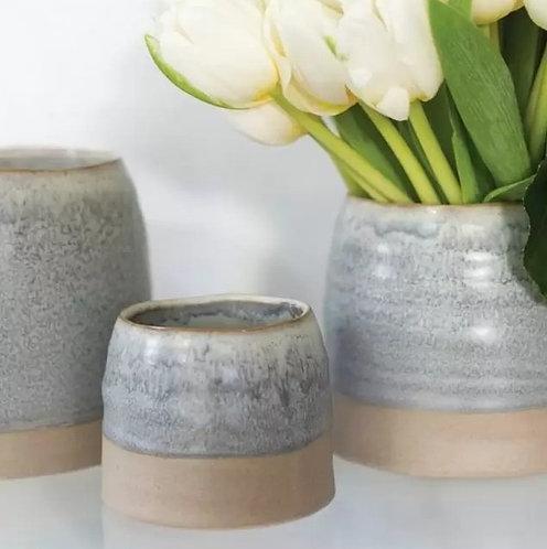 Marley Ceramic Planter Pot - 2 sizes