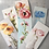 Thumbnail: Floral Note Cards
