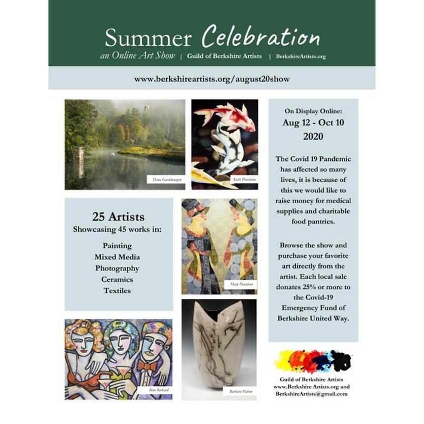 Summer Celebration - an Online Art Show