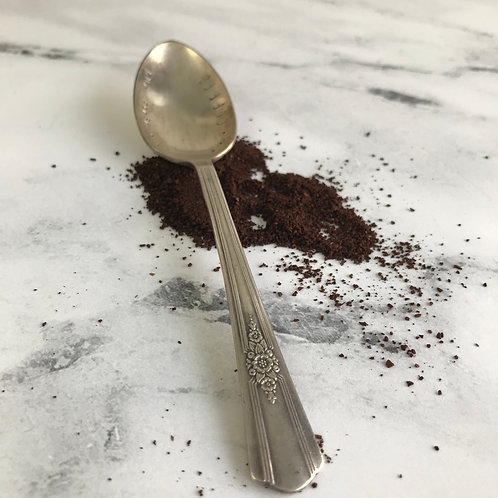 But First.. Coffee Spoon